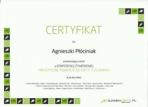 certyfikatmały